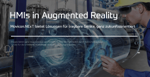 Progea's Vision von Augmented Reality
