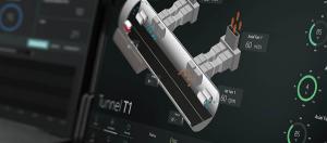Professionelle isometrische 3D Bildschirmgrafiken