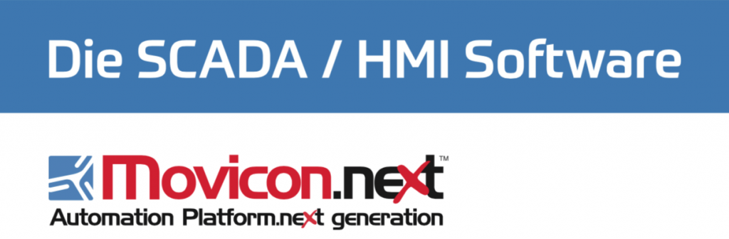 Die Scada / HMI Software Movicon.NExT